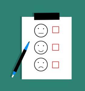 feedback, survey, questionnaire