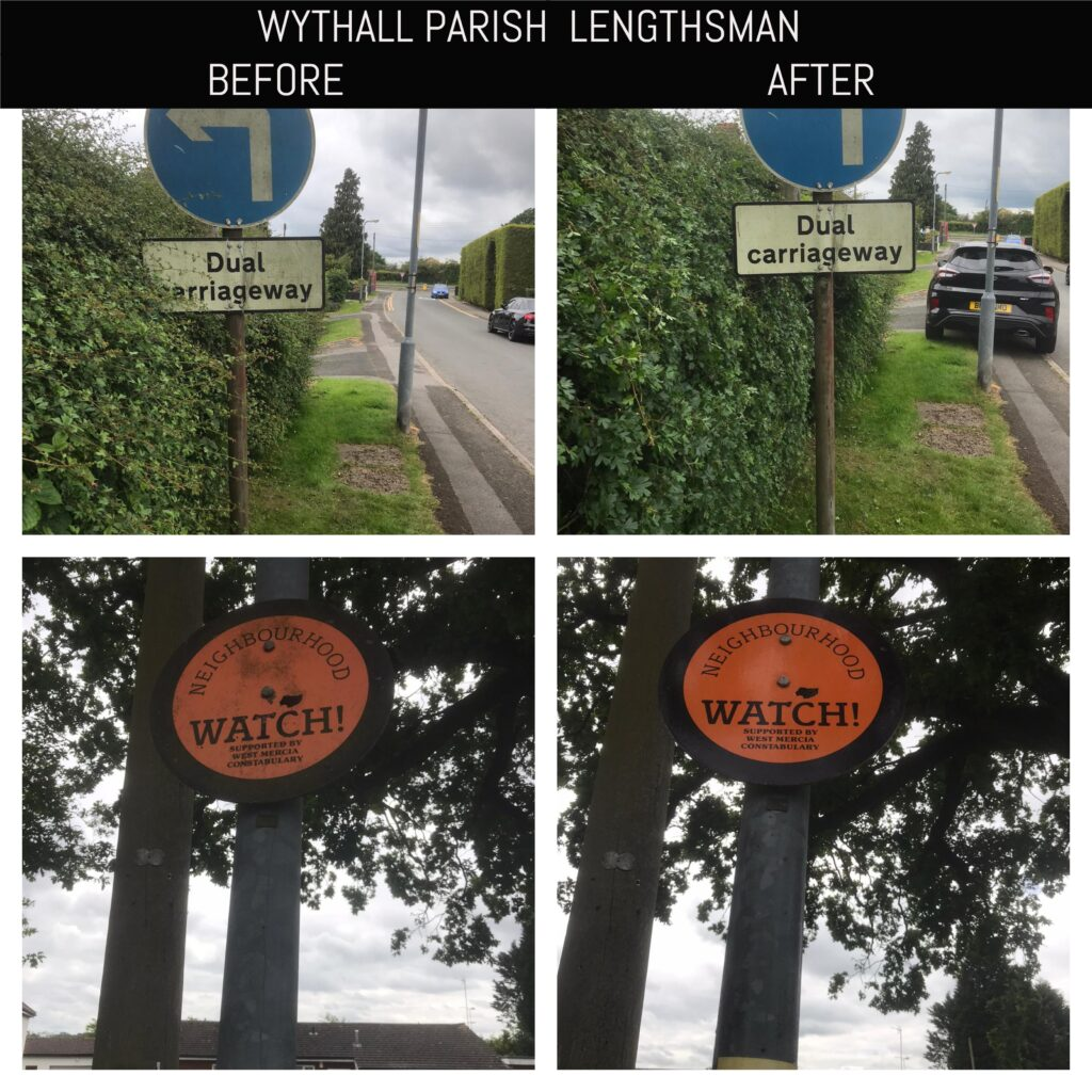 Lengthsman at Barkers Lane