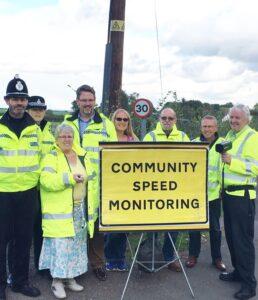 speedwatch volunteers